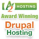 A2 Hosting Drupal